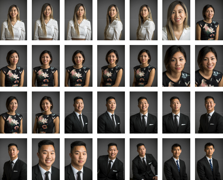 Corporate Portraits | APEX 2017 Board