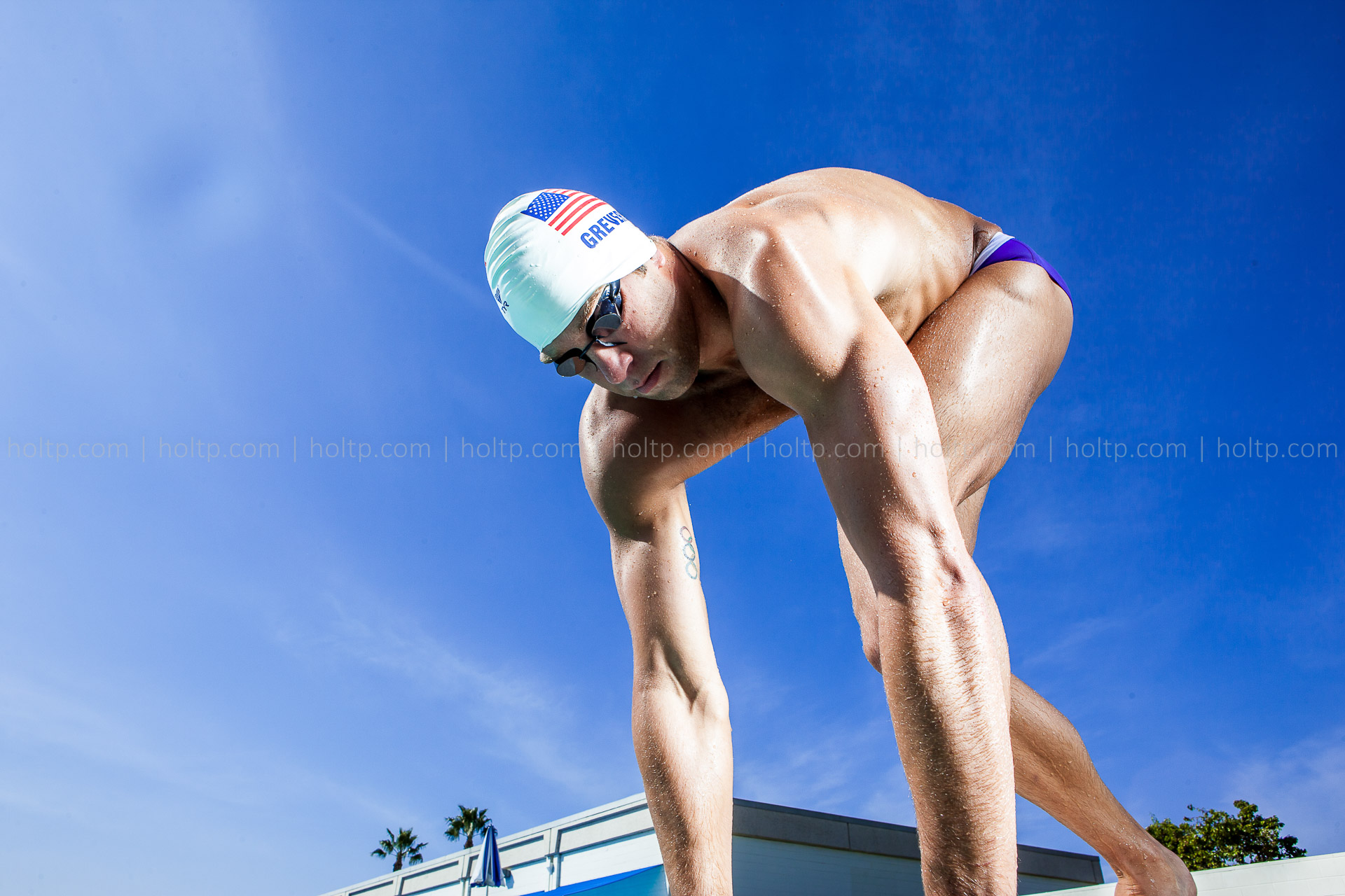 AT&T Photoshoot with Matt Grevers