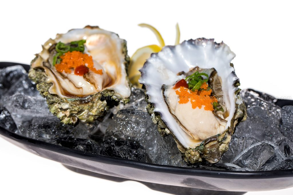 Oyster Appetizer | Food Photography
