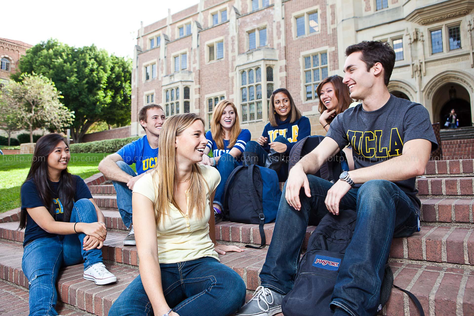 UCLA | Lifestyle Photography