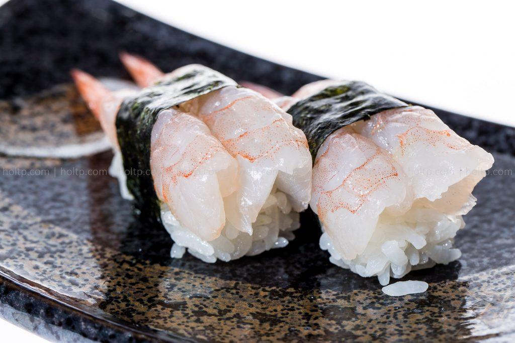Fresh Shrimp Sushi