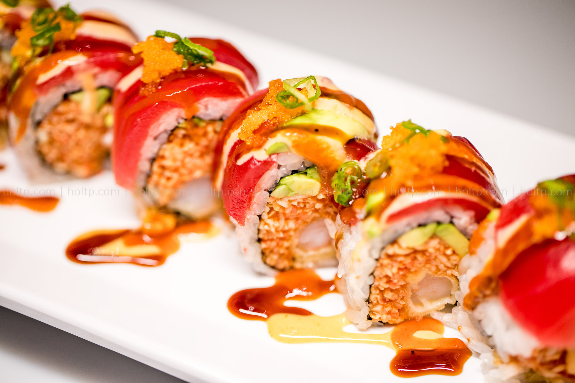 Show Sushi Restaurant | Food Photography