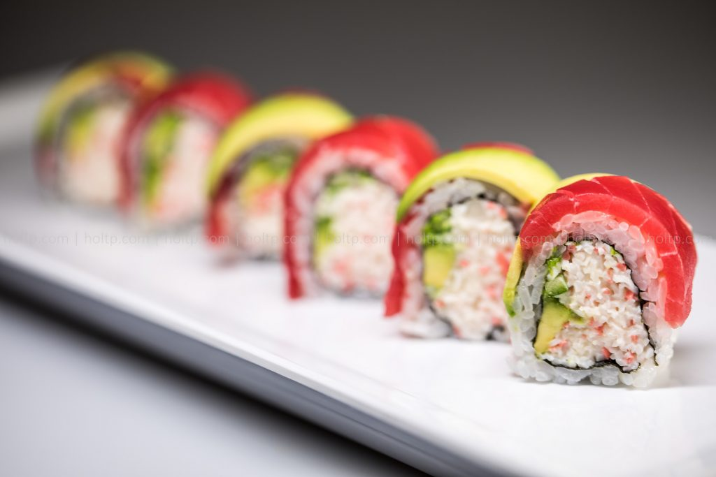 Sushi Roll Photo Tuna Avocado