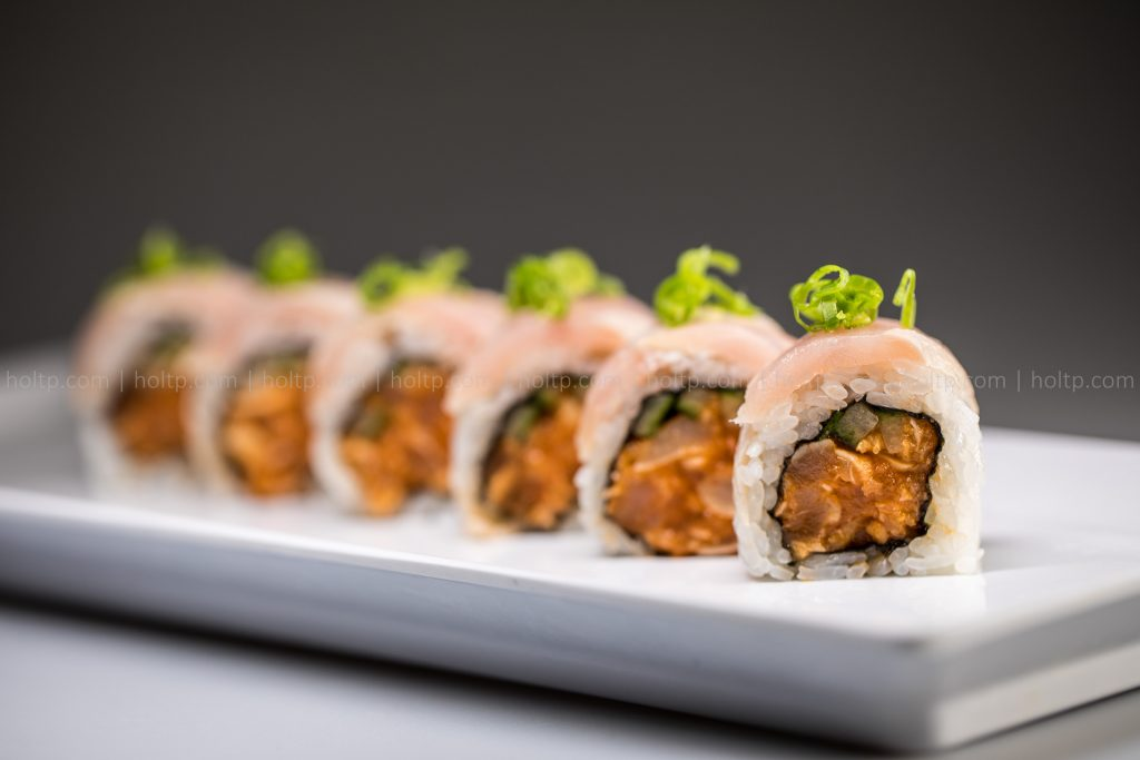 Sushi Roll Photo Albacore