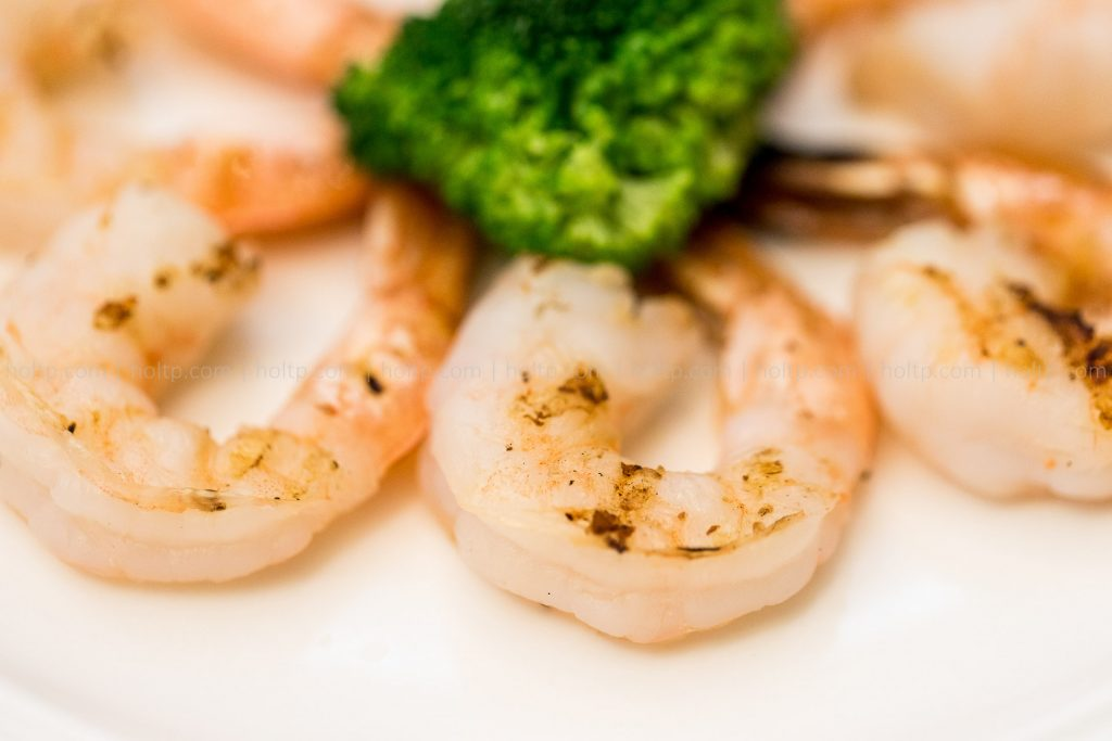 Appetizer Grilled Shrimp