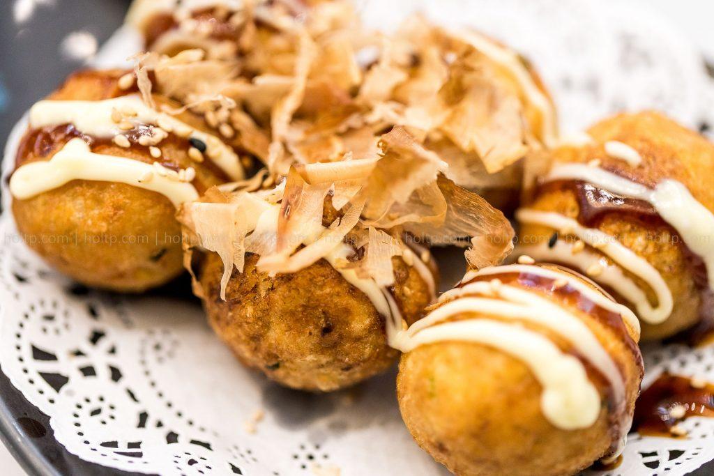 Appetizer Takoyaki