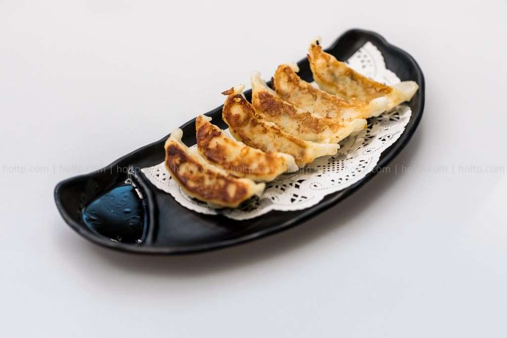 Appetizer Gyoza Potstickers