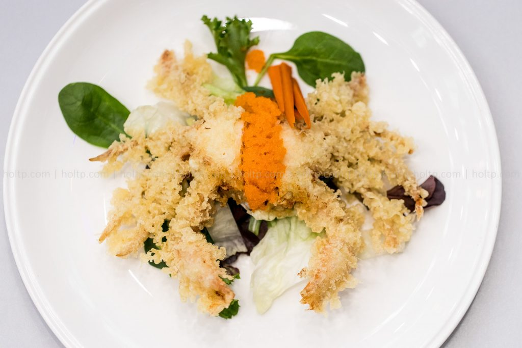 Appetizer Fried Softshell Crab