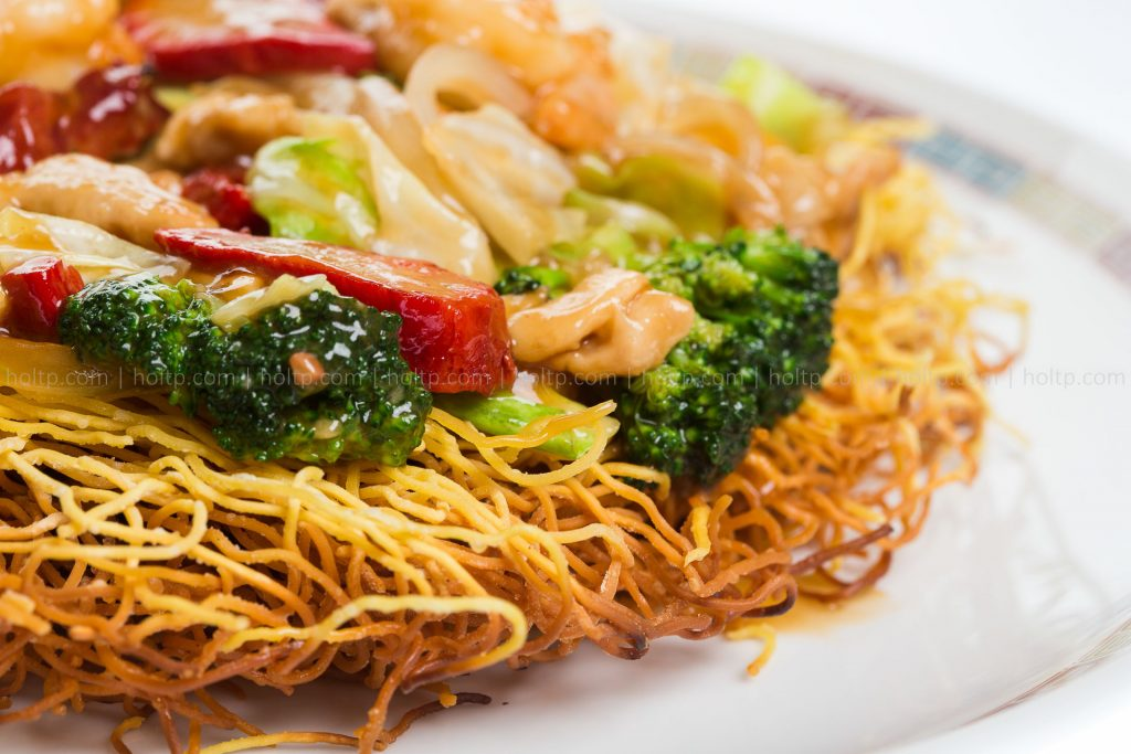 Chinese Restaurant Fried Chow Mein