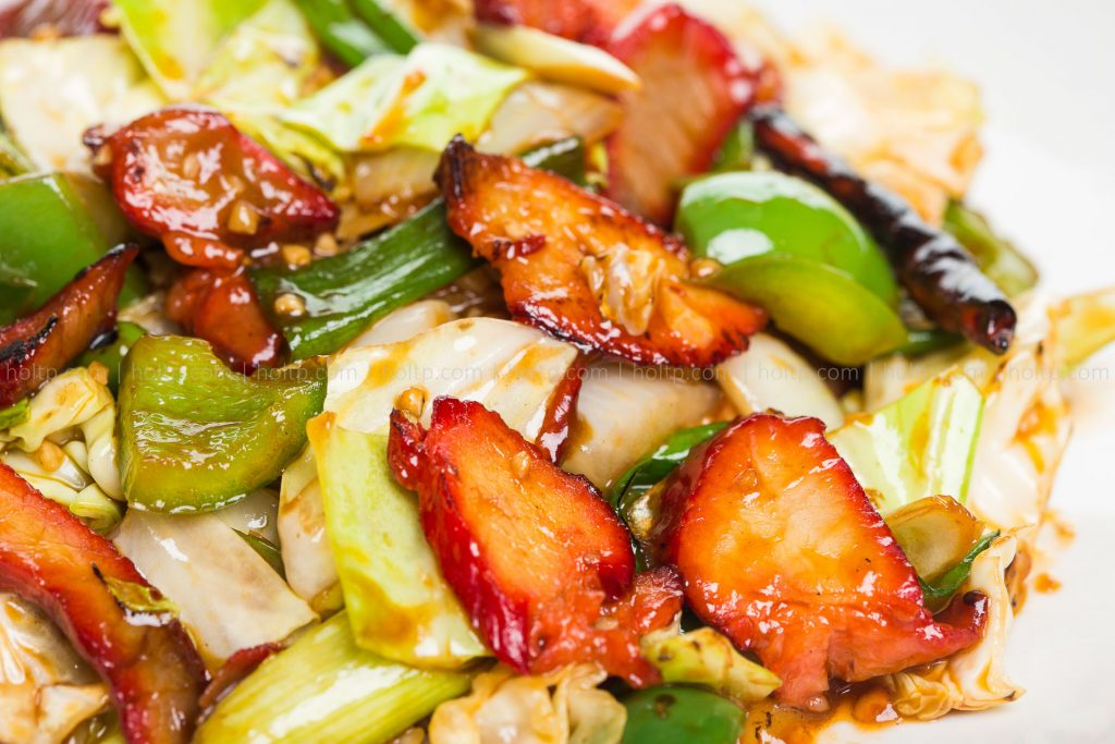 Chinese Restaurant Char Siu Pork