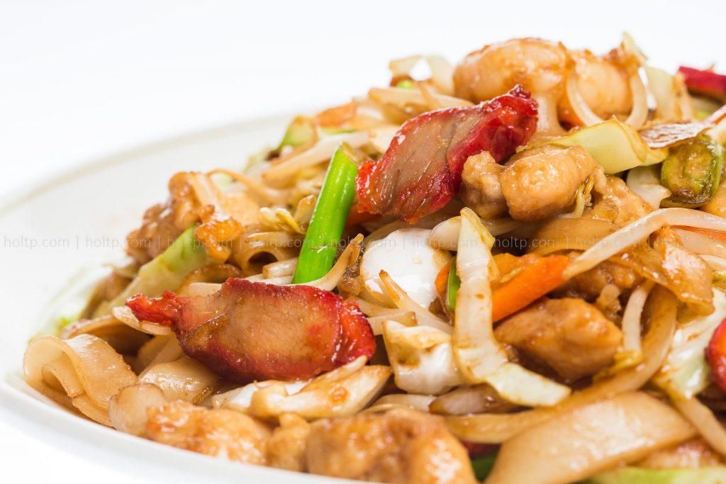 Chinese Restaurant Pork Char siu Stirfry