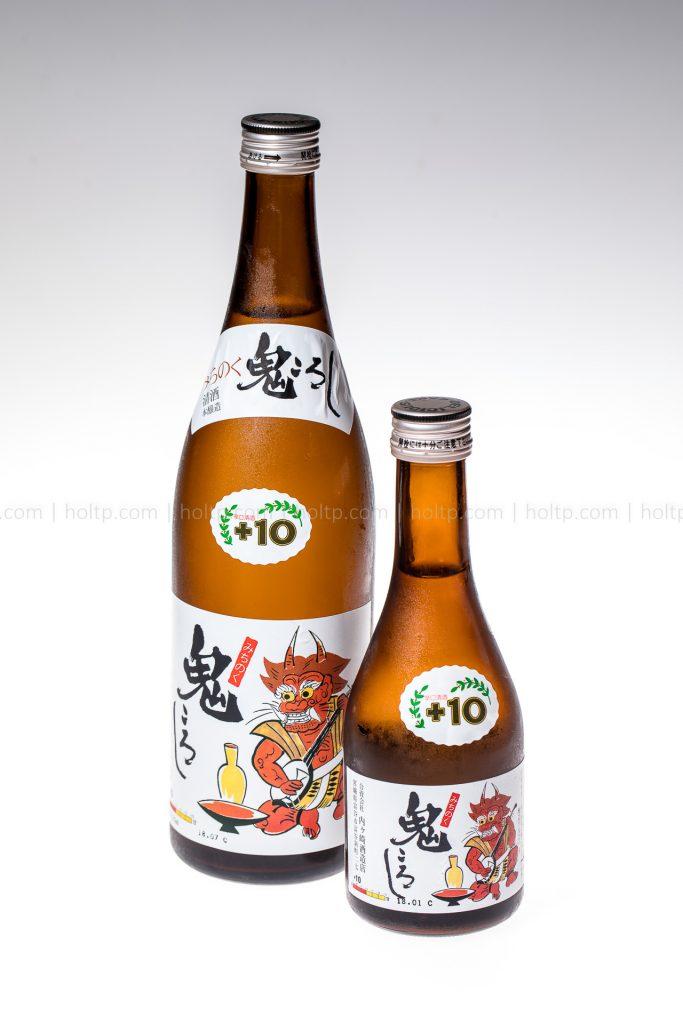 Sake beverage photography