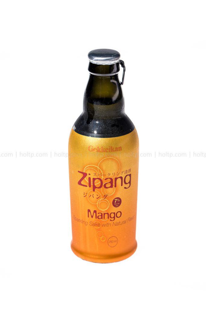 Zipang Mango beverage photography
