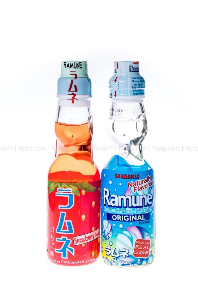 ramune beverage photography