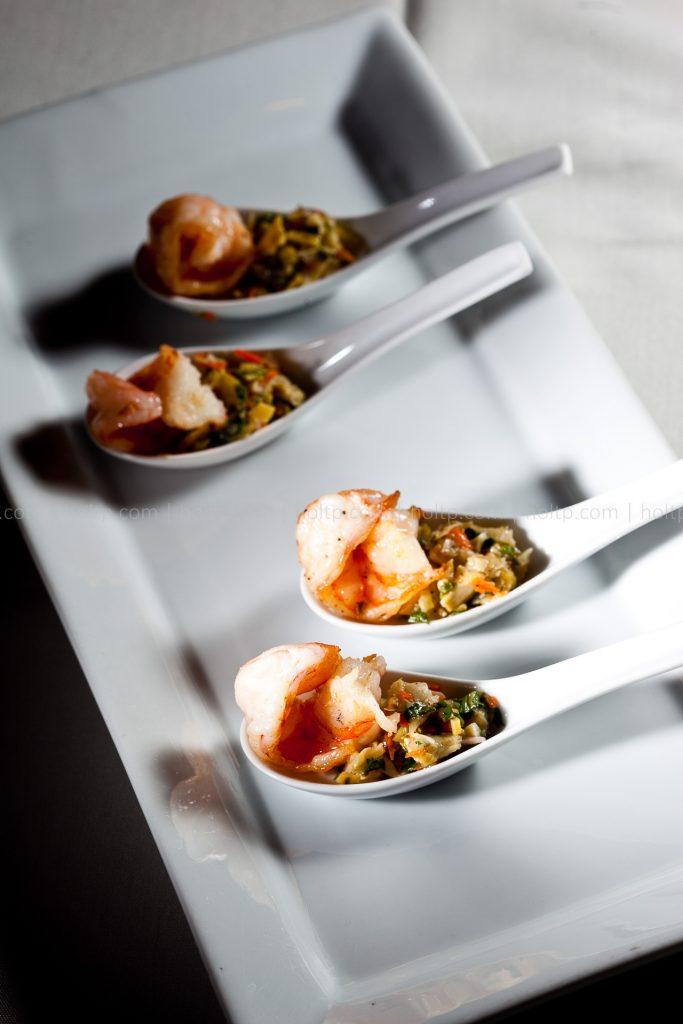 Shrimp and Artichoke Appetizer