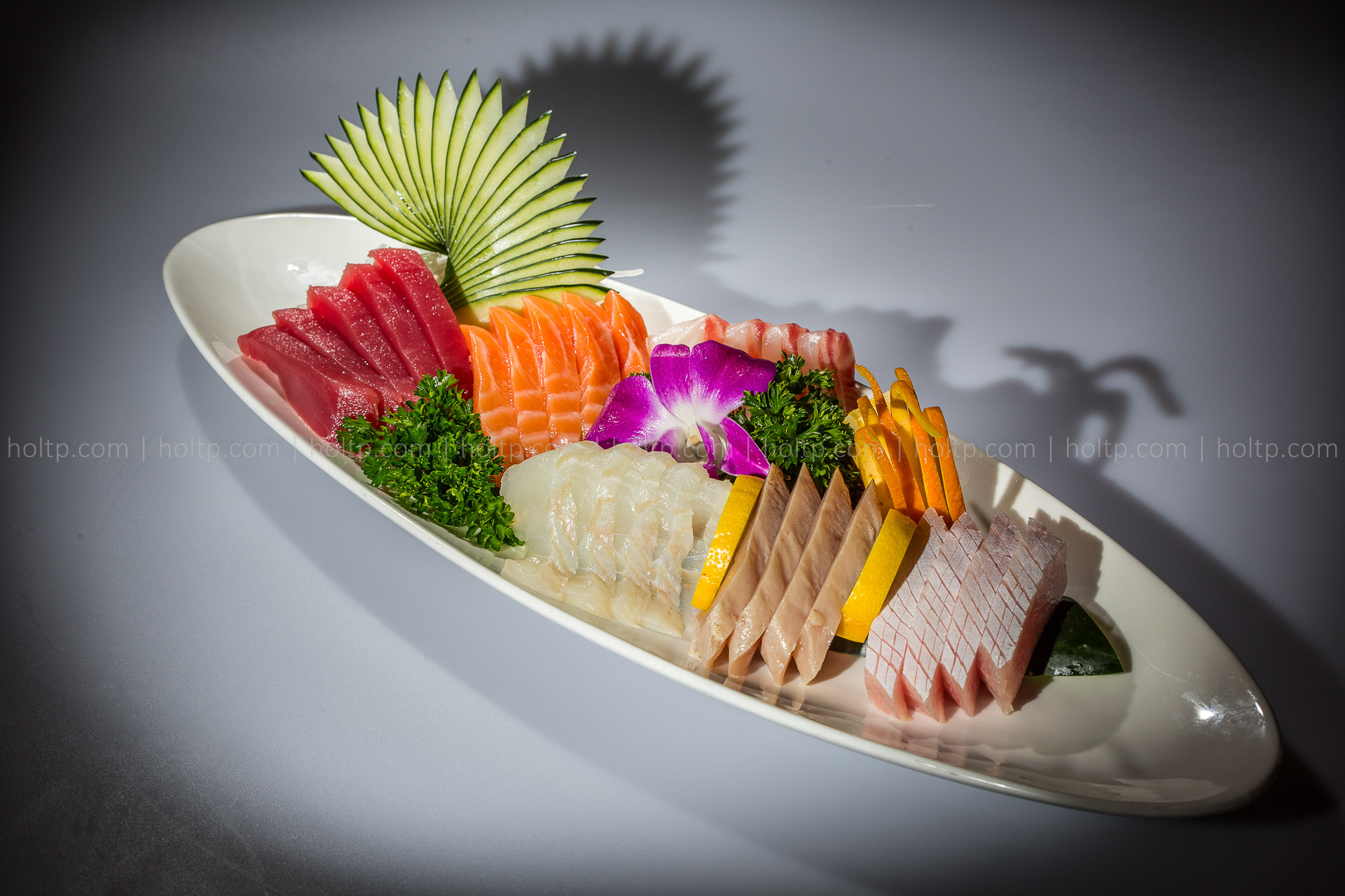 Sashimi | Sushi Restaurant Photography