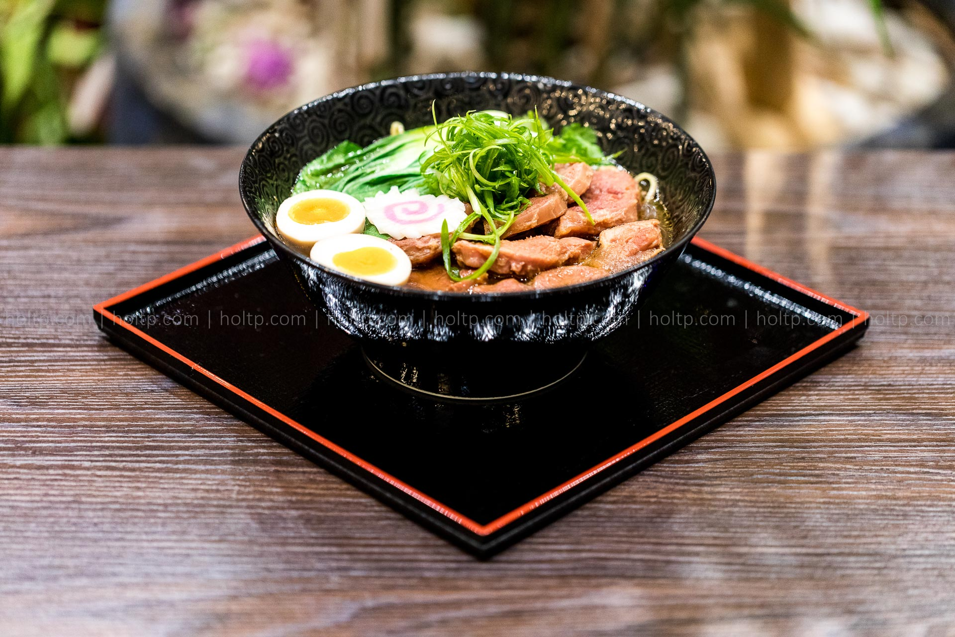 Show Ramen Restaurant | Food Photography